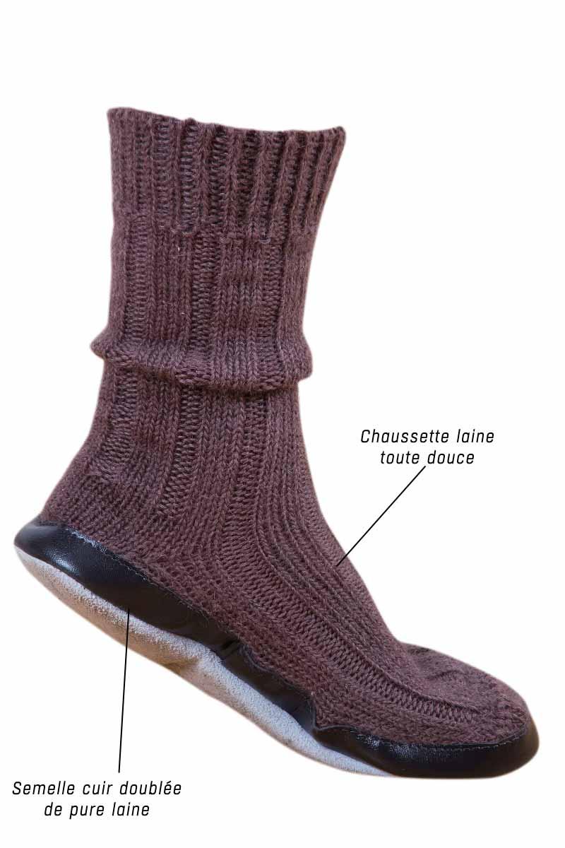 chausson chaussette bison miss gle fabricant fran ais de chaussons chaussettes. Black Bedroom Furniture Sets. Home Design Ideas