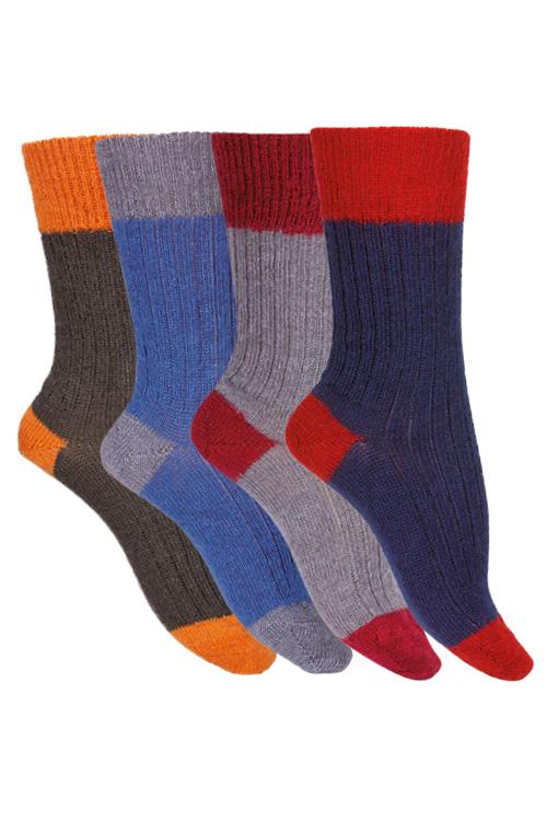 chaussettes laine mohair bicolores miss gle fabricant de chaussettes en laine. Black Bedroom Furniture Sets. Home Design Ideas