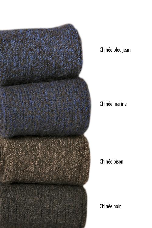 4f4459ca7663 Chaussettes laine Annapurna - Missègle  Fabricant de chaussettes en laine