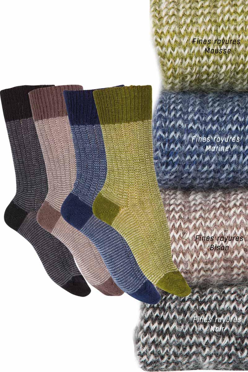 chaussettes laine mohair ray es miss gle fabricant de chaussettes en laine. Black Bedroom Furniture Sets. Home Design Ideas