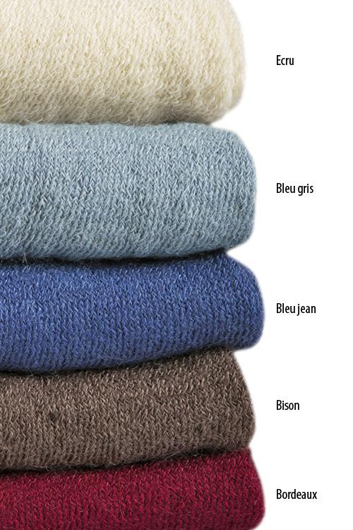 814c2c75857f Chaussons chauds mohair - Missègle   Fabricant français de chaussettes  chaudes