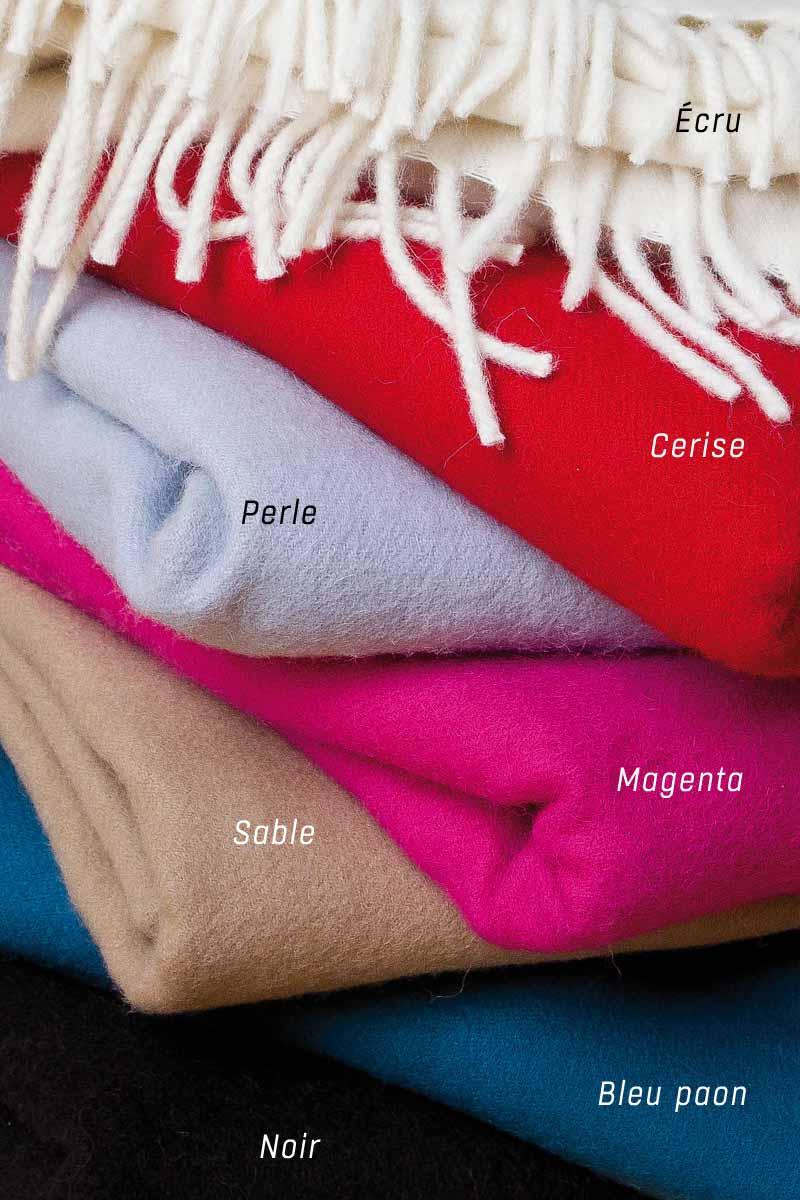 Grande Echarpe laine Alpaga - Missègle  vente d echarpe alpaga - laine  douce Made in France e1f3052fb9f