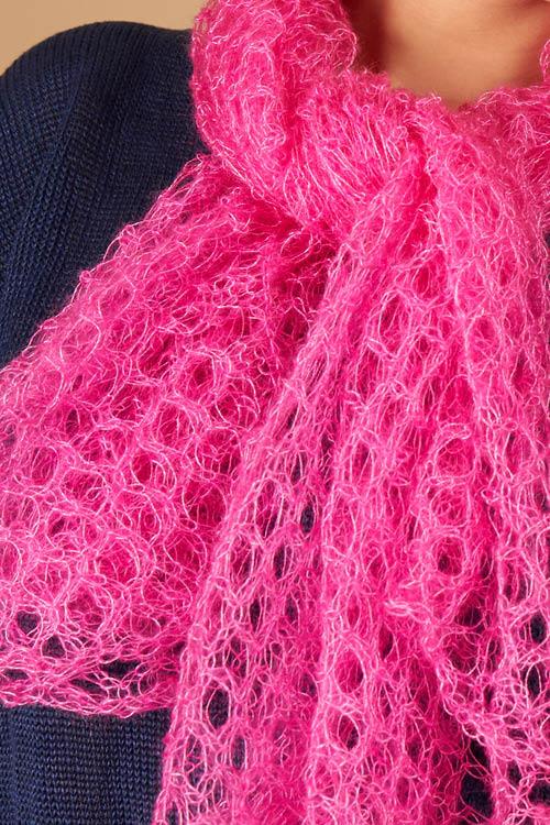 Carré Foulard laine mohair et soie - Missègle  fabricant d écharpe en laine ff7c735cbcb