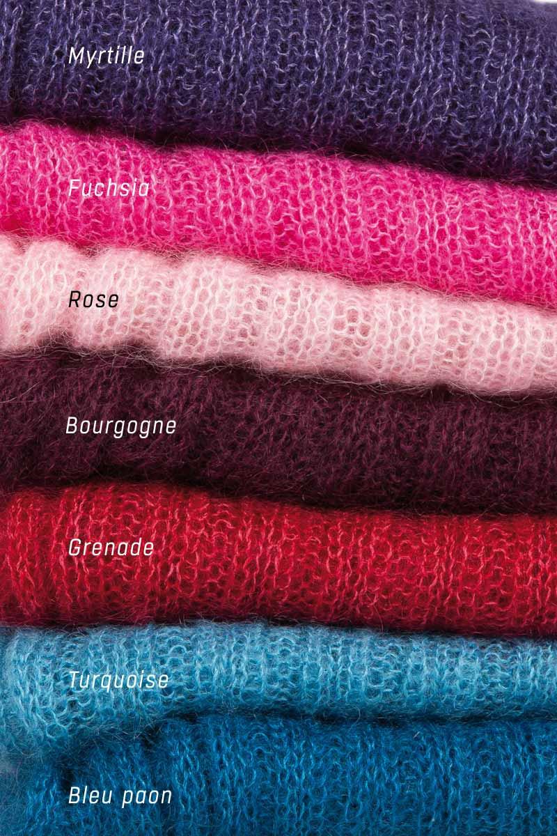 grande charpe laine unie bonnes affaires miss gle fabricant d 39 echarpe en laine. Black Bedroom Furniture Sets. Home Design Ideas