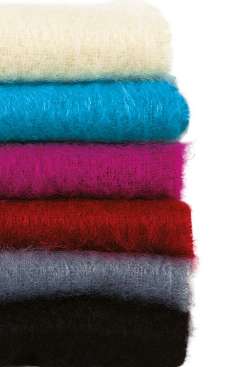 Echarpe laine mohair et soie unie - Missègle  vente d echarpe en laine Made  in France 2b6458ebaaf