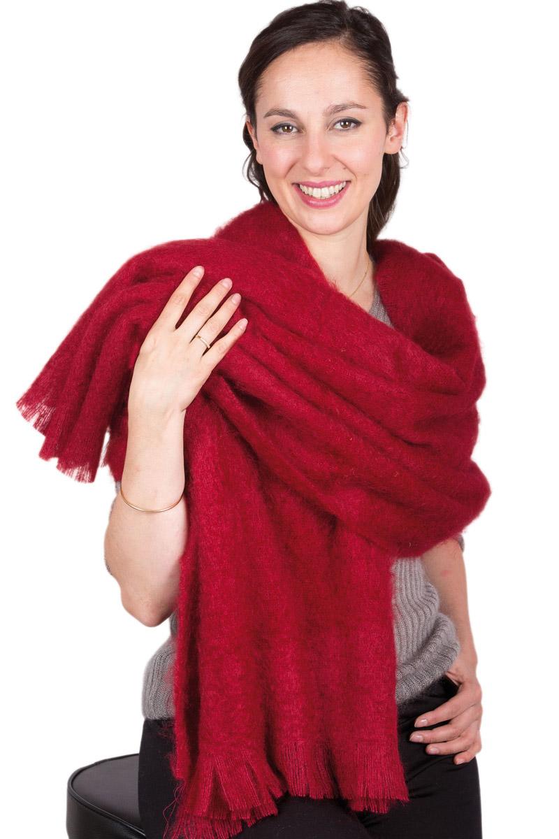 1aa40e679e78 Etole laine mohair et soie - Missègle  Fabricant d etole