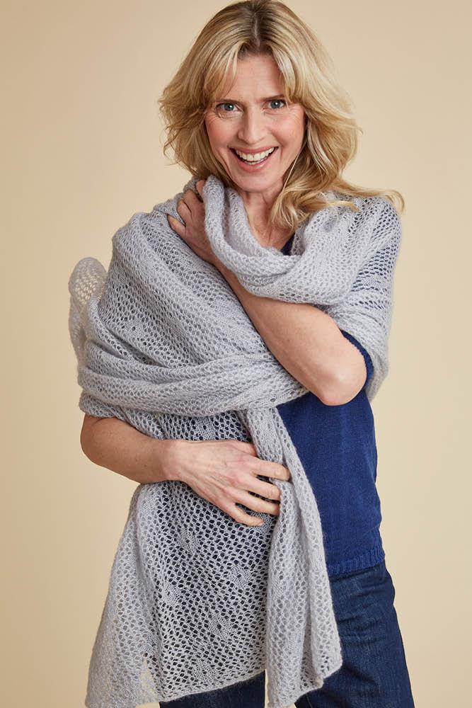 aa0ebd580362 Etole Séduction laine mohair - Missègle  fabricant d étole laine