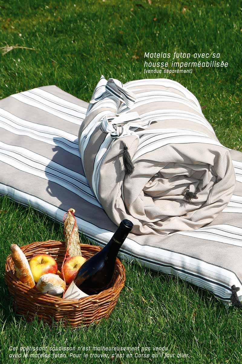 Housse futon pour l\'extérieur - Missègle: fabricant français de ...