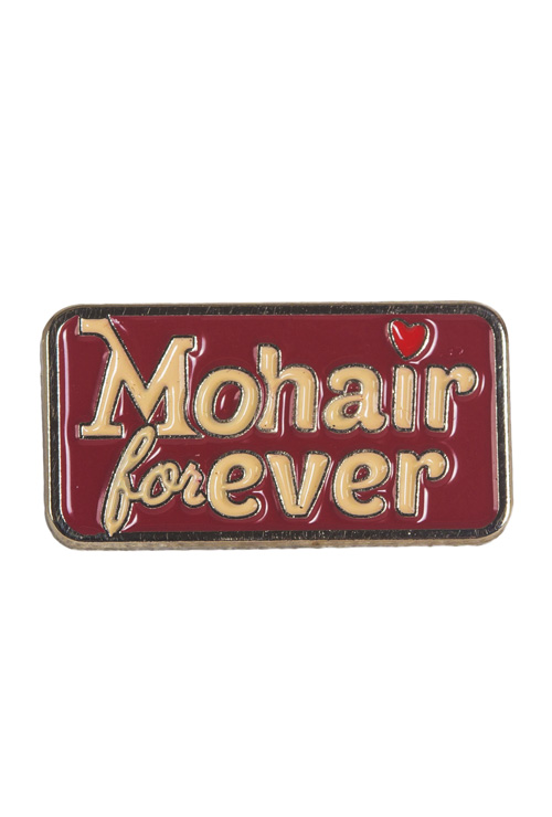 Pins Mohair For Ever