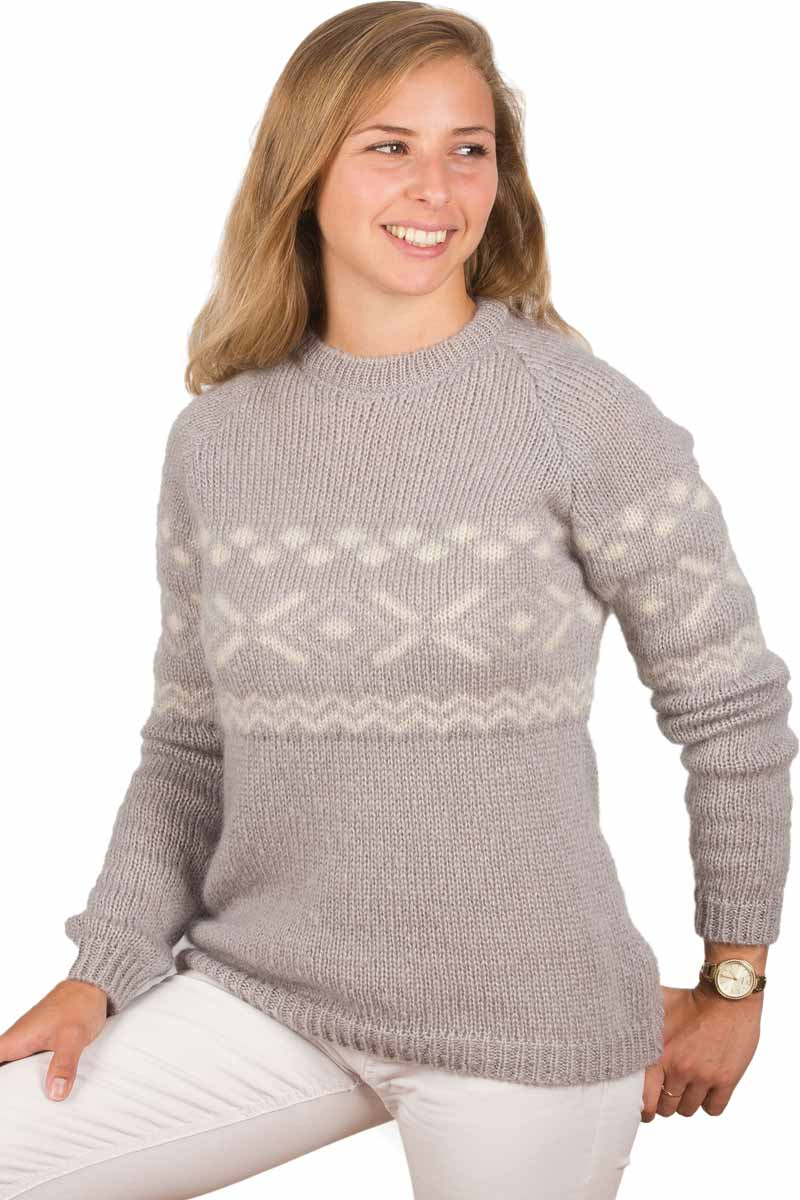 288cdd1de805 Pull laine jacquard - Missègle  fabricant de pull en laine Made in France