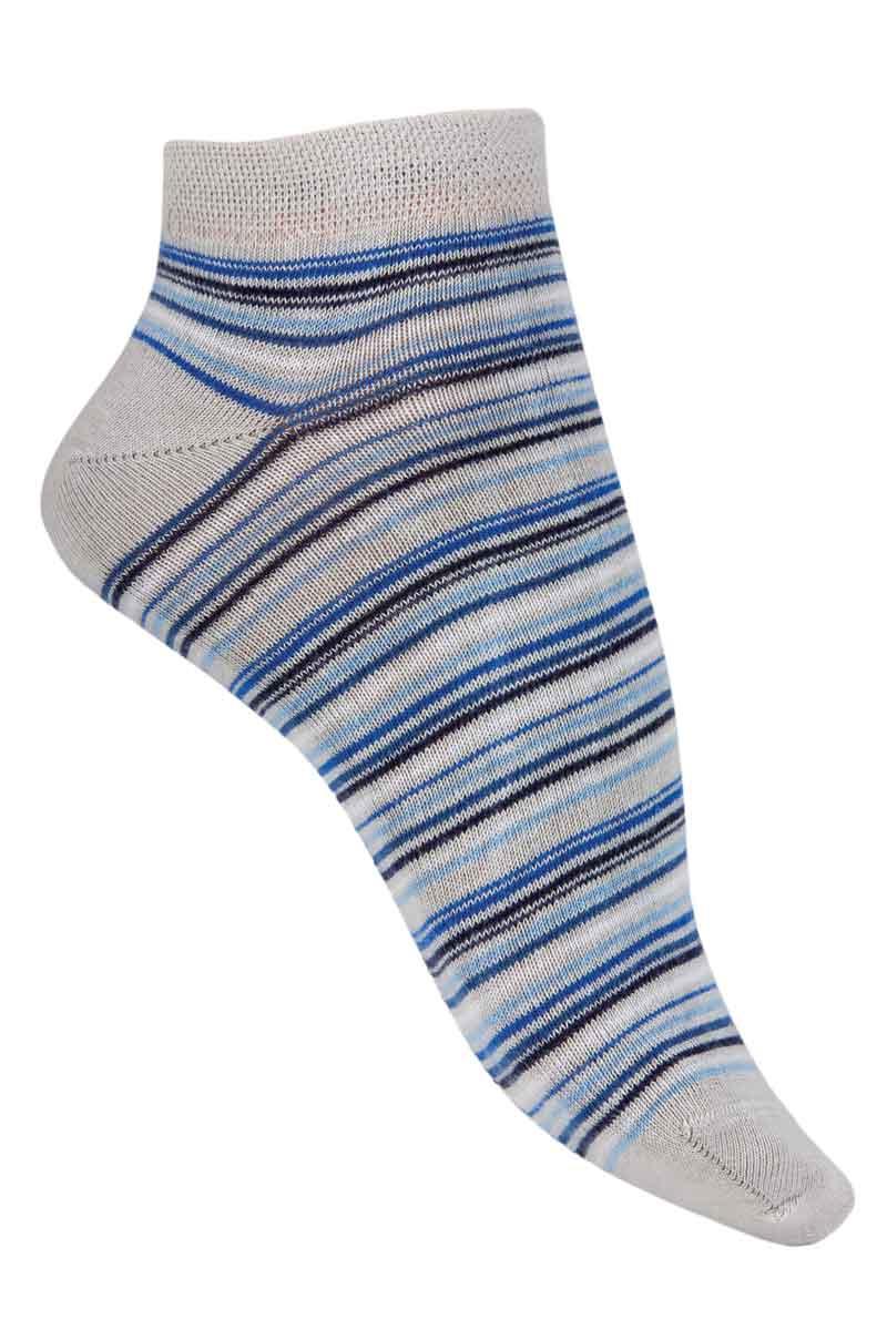 Socquettes coton peign rayures multicolores socquettes coton miss gle - Tapis rayures multicolores ...