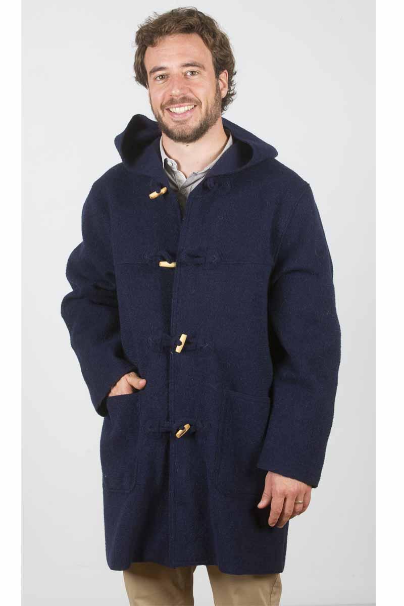 duffle coat homme miss gle fabricant de pull en laine. Black Bedroom Furniture Sets. Home Design Ideas